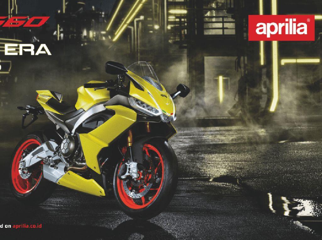 Resmi! Aprilia 660 Series dan Moto Guzzi Terbaru Meluncur di Indonesia