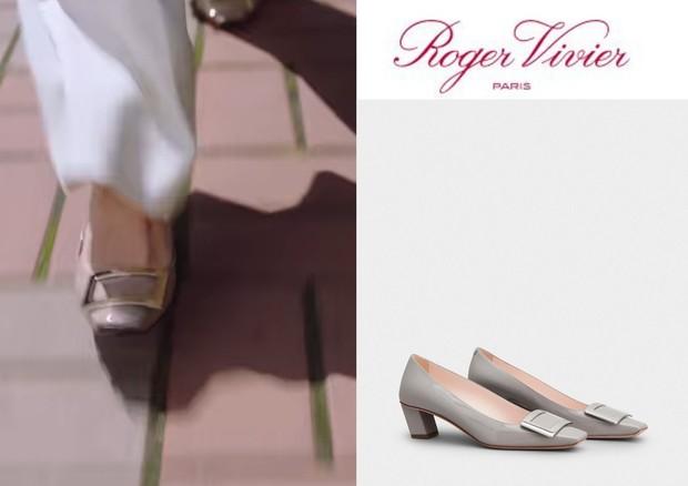 Belle Vivier sepatu yang dipakai Shin Min Ah dalam drama Hometown Cha Cha Cha