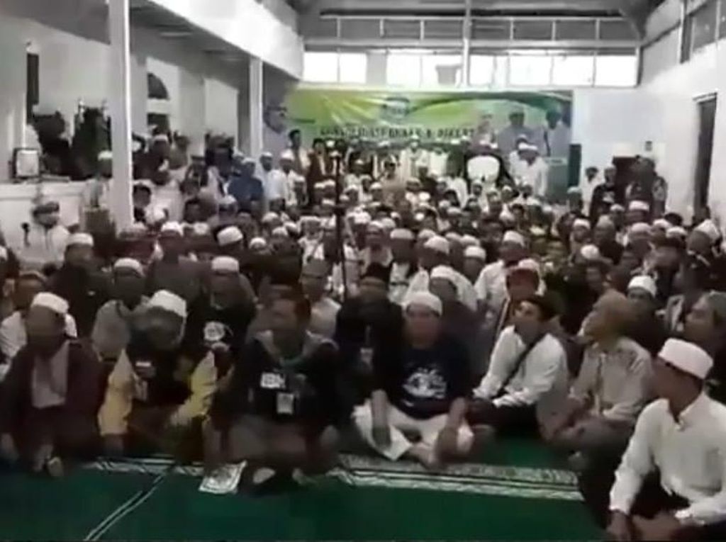 Deklarasi FPI Versi Baru di Bandung Barat Tak Kantongi Izin
