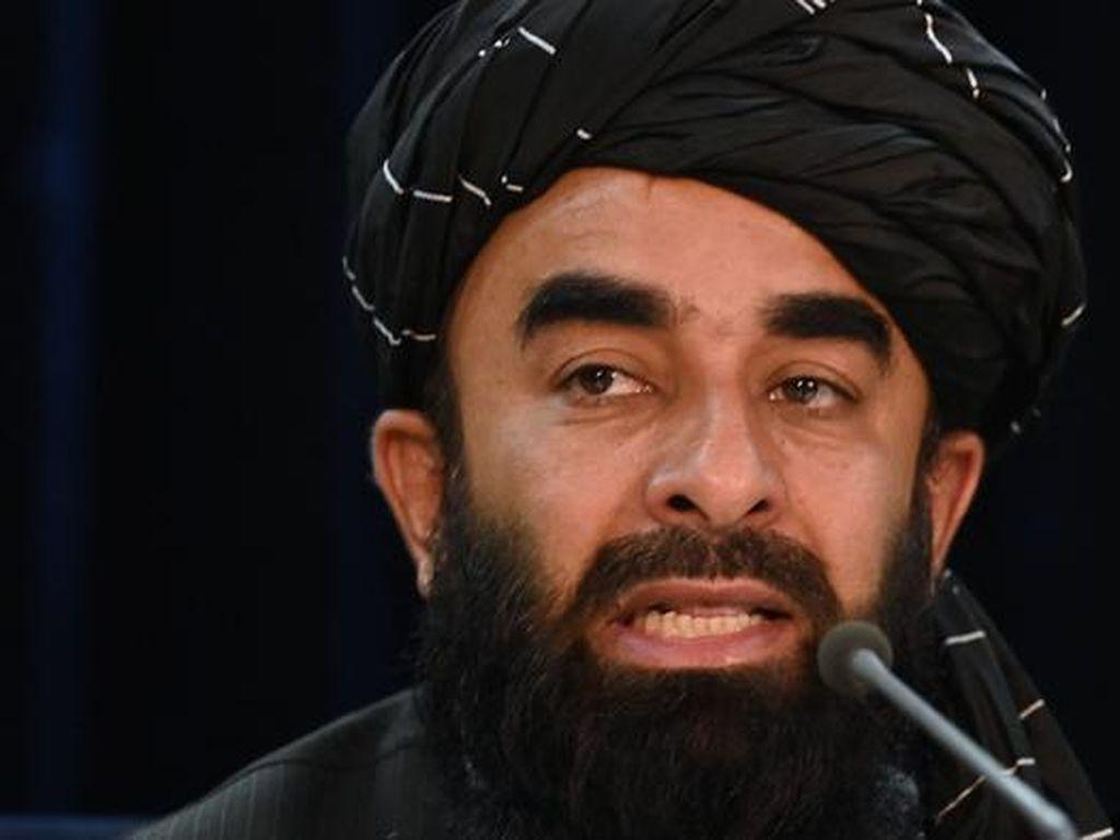 Pemerintahan Baru Afghanistan Diumumkan, Taliban: Warga Jangan Protes!