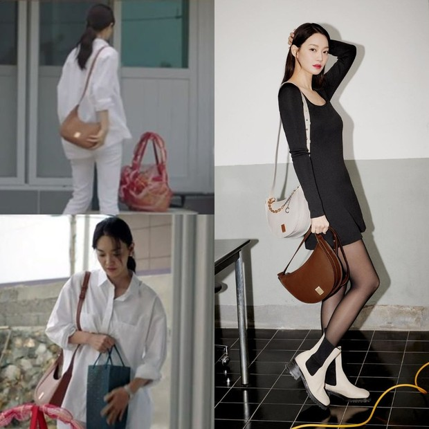 Koleksi tas Couronne Shin Min Ah di 'Hometown Cha-Cha-Cha'