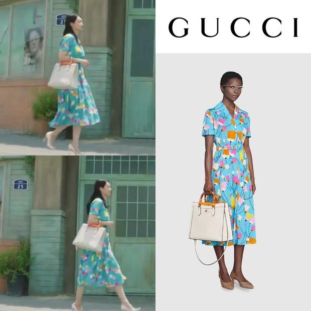 Tas Gucci Shin Min Ah di 'Hometown Cha-Cha-Cha'