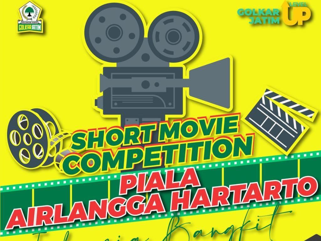 Golkar Jatim Gelar Lomba Film Pendek Berhadiah Total Rp 50 Juta