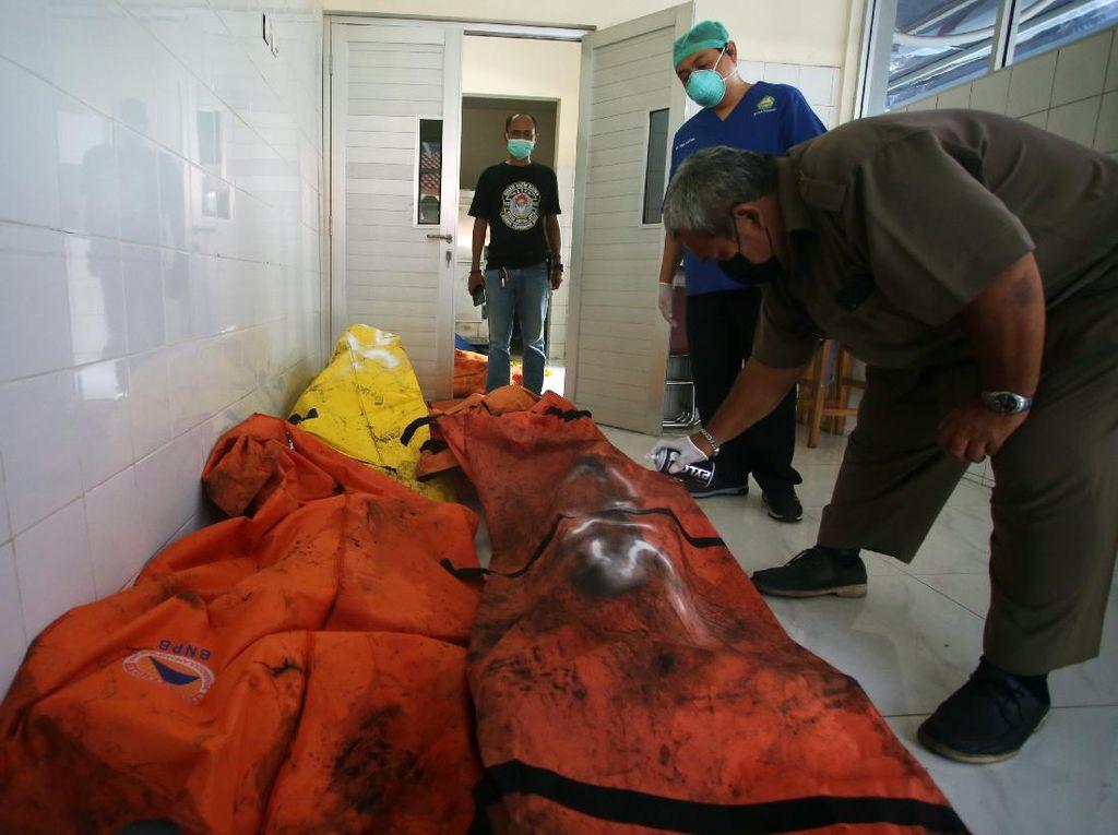 Korban Kebakaran Lapas Tangerang Napi Narkoba-Terorisme