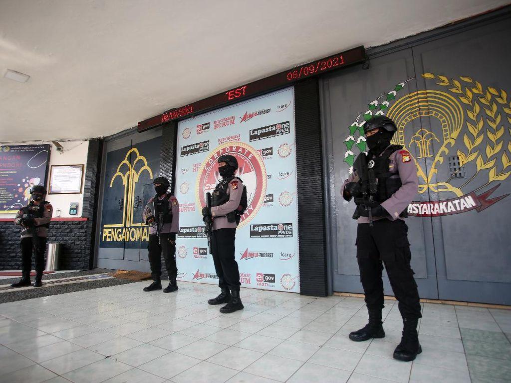 Komnas HAM Soroti Lapas Tangerang Overload, Singgung Sistem Pemidanaan