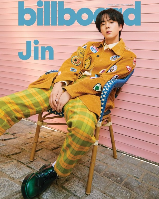 Jin/Foto: instagram.com/@billboard