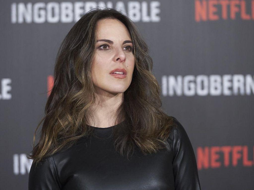 Kate Del Castillo, Bintang Telenovela Sahabat Kartel Narkoba