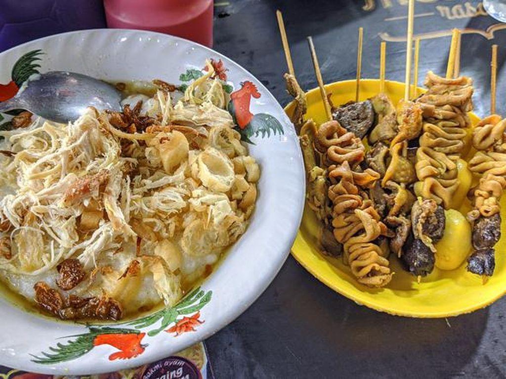 Makan Enak Murah Meriah, 4 Kawasan Street Food di Depok Ini Wajib Dikunjungi