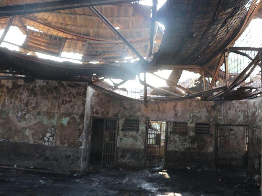 41 Jenazah Kebakaran Lapas Tangerang Teridentifikasi, Ini Daftarnya
