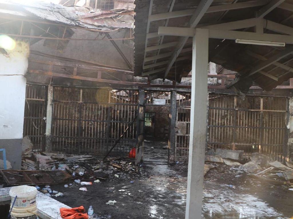 Komnas HAM Minta Penyelidikan Kebakaran Lapas Tangerang Transparan