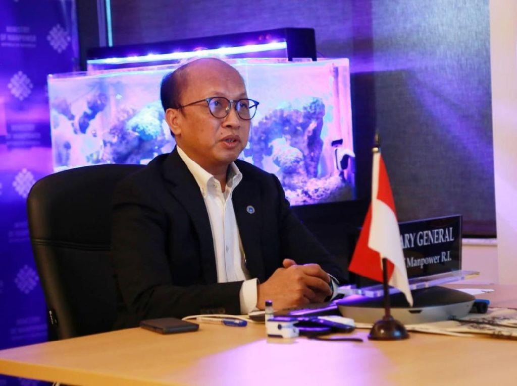 Kemnaker Dorong ASEAN Rumuskan Indeks Produktivitas Tenaga Kerja