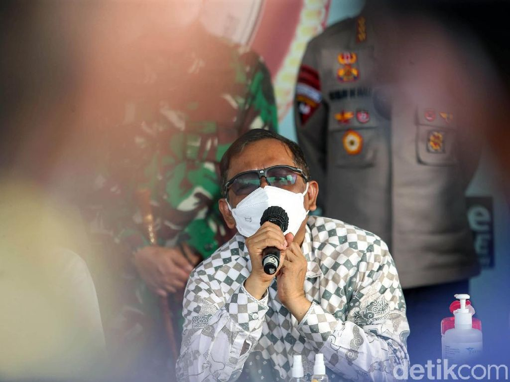 Mahfud Ungkap Ide Awal Perekrutan 57 Pegawai KPK Jadi ASN Polri