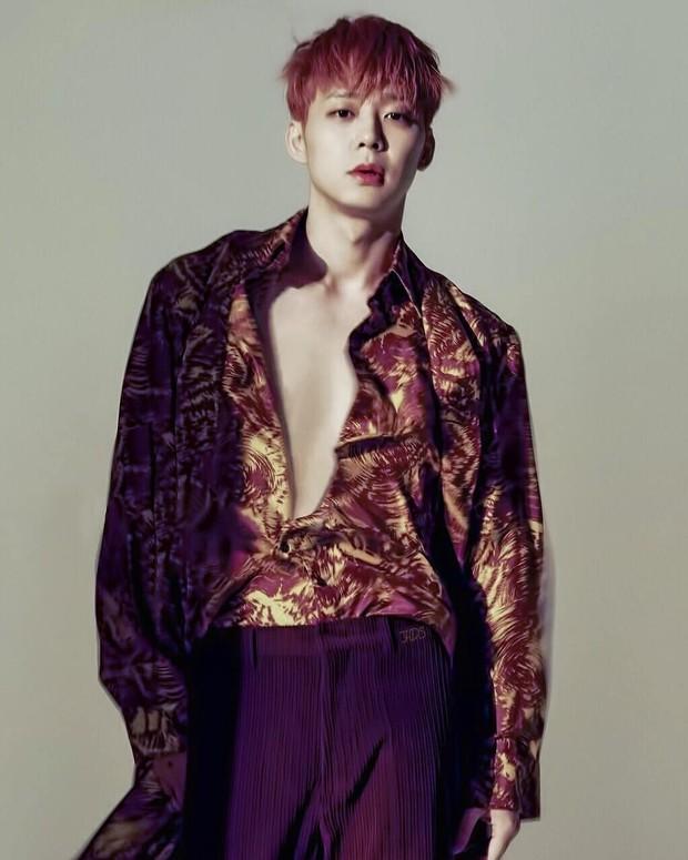 Park Yoochun / Foto : instagram.com/6002yoochun