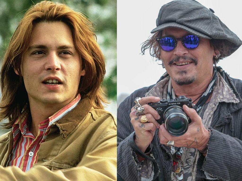 Penampilan Jadul dan Sekarang 5 Aktor Hollywood Era 90-an