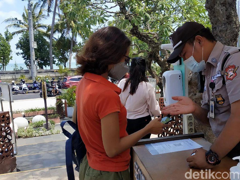 14 Mal di Bali Mulai Dibuka, Pengunjung Wajib Pakai PeduliLindungi