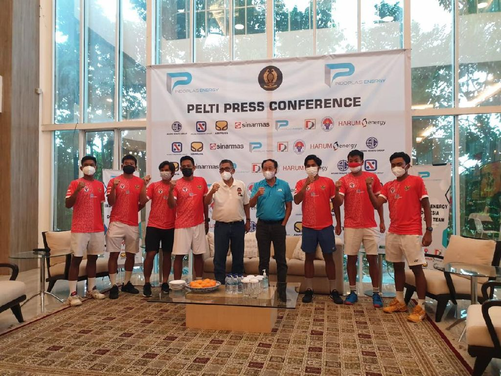 Indonesia Turun di Piala Davis, Petinggi PP Pelti Titip Pesan Ini