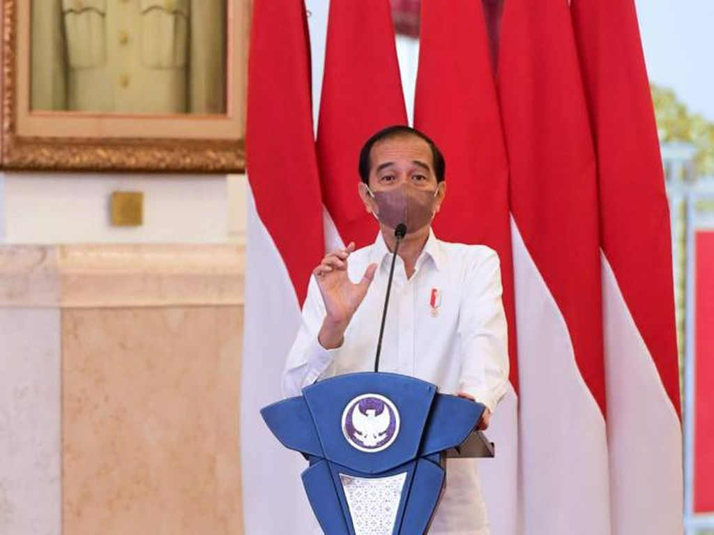Pengumuman! Jokowi Ubah Aturan Penetapan Harga BBM