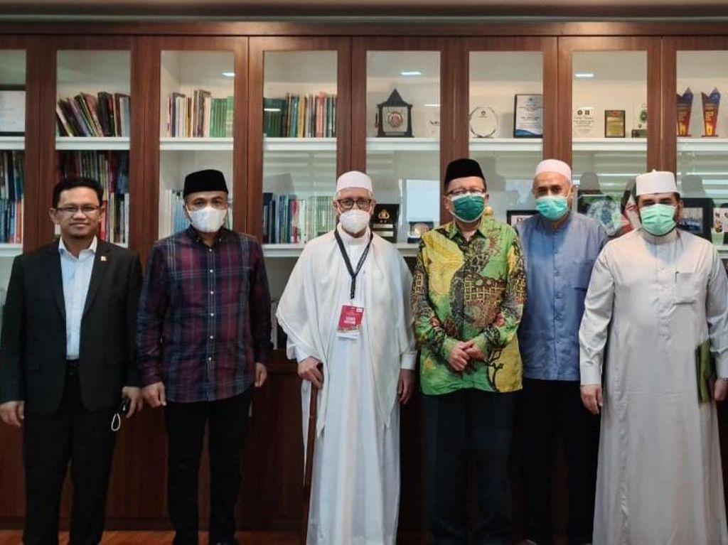 Perhimpunan Para Habib Sambangi PPP Kritik Penegakan Hukum Koruptor
