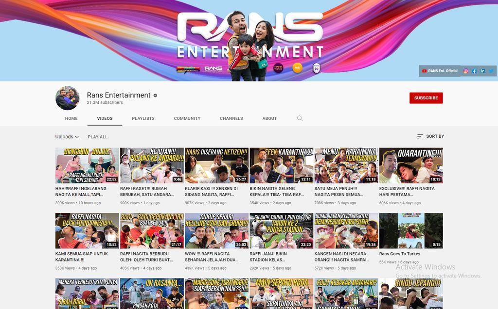 Rans Entertainment