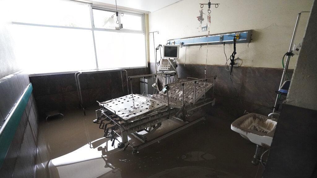 Rumah Sakit di Meksiko Terendam Banjir, Belasan Pasien Meninggal