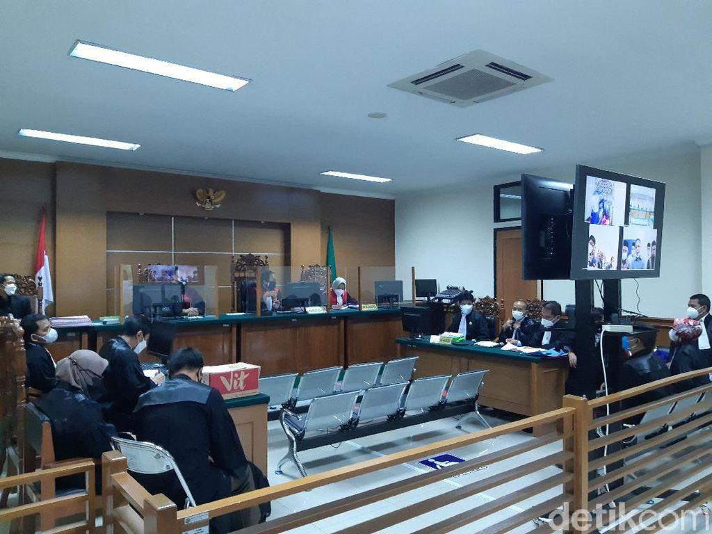Gubernur Banten Disebut-sebut Jaksa di Sidang Korupsi Hibah Ponpes Rp 70 M