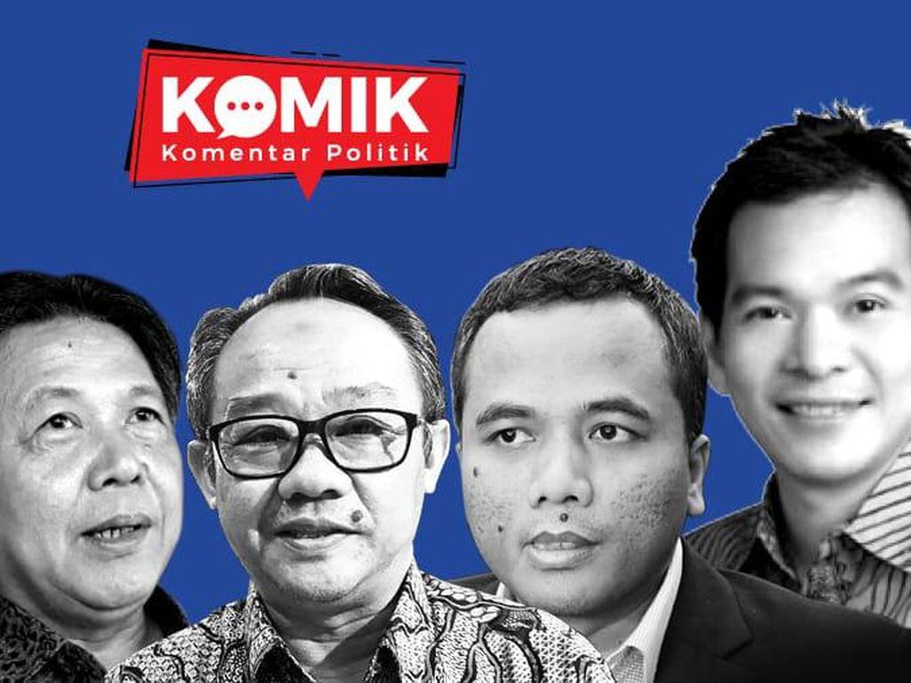 Sindiran Soal Menteri Elitis di Tengah Isu Reshuffle