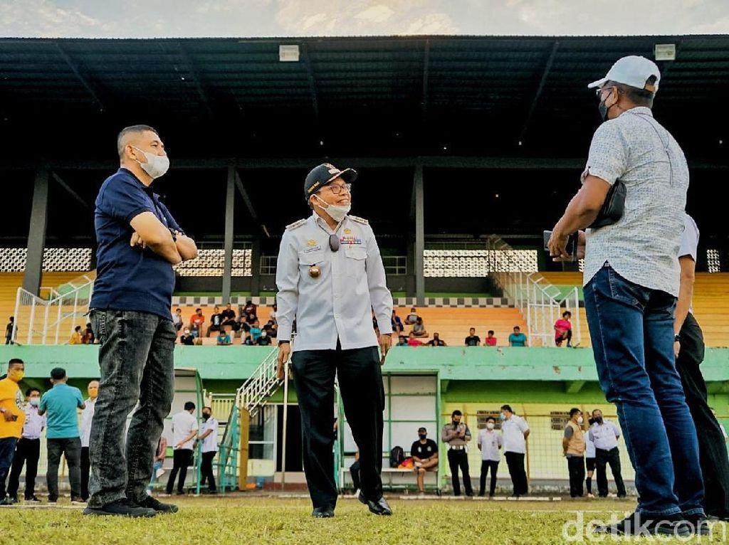 PSM Ingin Jadikan Stadion BJ Habibie sebagai Markas