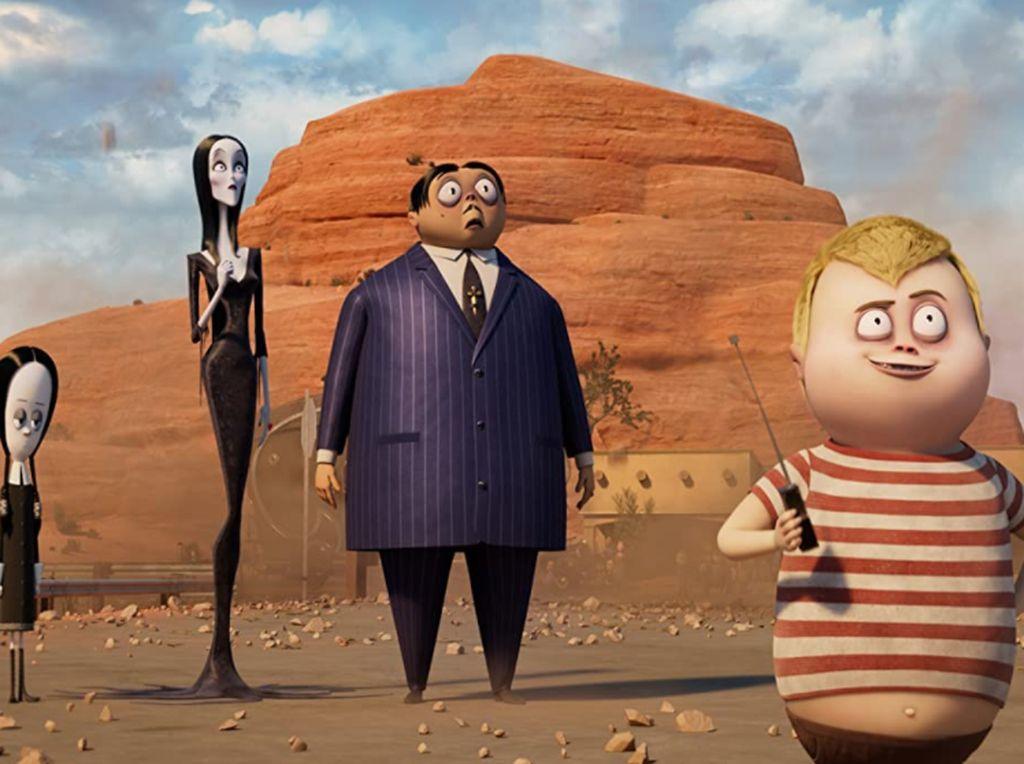 The Addams Family 2 Tayang 1 Oktober, Konflik Pendewasaan di Keluarga Menyeramkan