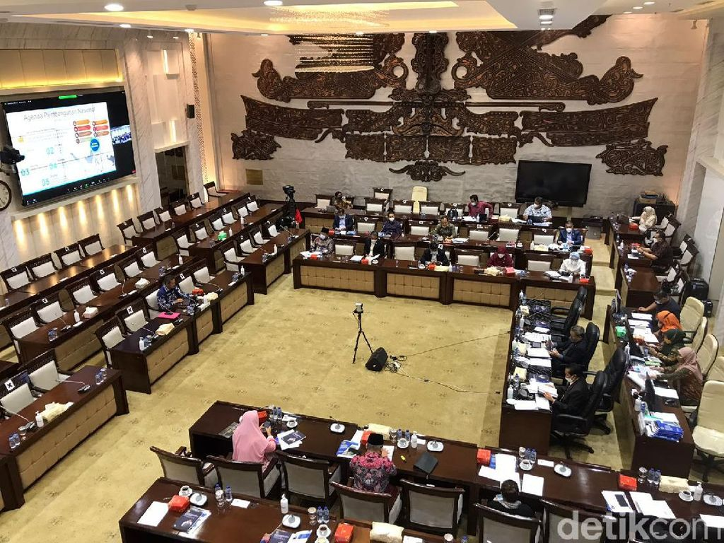 DPR Uji Kelayakan Terbuka Calon Anggota BPK RI Hari Ini