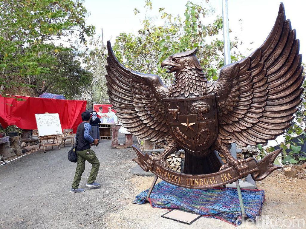 PPKM Level 3: Wisata Bantul Uji Coba Buka, Watu Lumbung Jadi Percontohan
