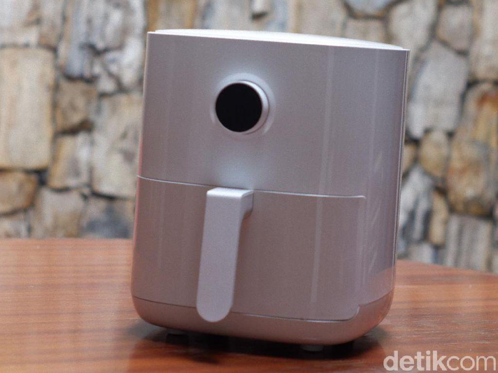 Review Xiaomi Mi Smart Air Fryer, Mudah Dioperasikan Pakai HP