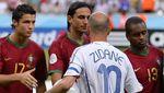 CR7 Dilatih Zidane, Pirlo, dan Ole, Dulunya Main Satu Lapangan