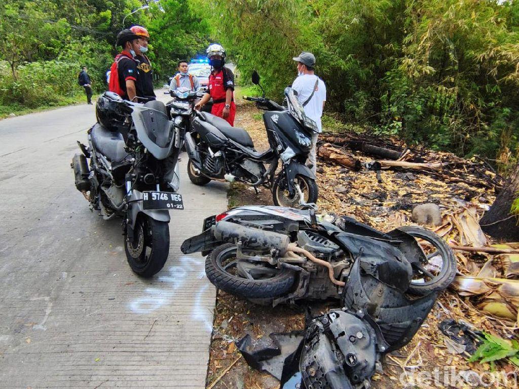 Ini Identitas 4 Korban Tewas Kecelakaan Beruntun di Sigar Bencah Semarang