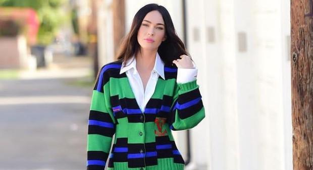 Bikin heran, Megan Fox akui phobia kertas/Foto: instagram.com/meganfox
