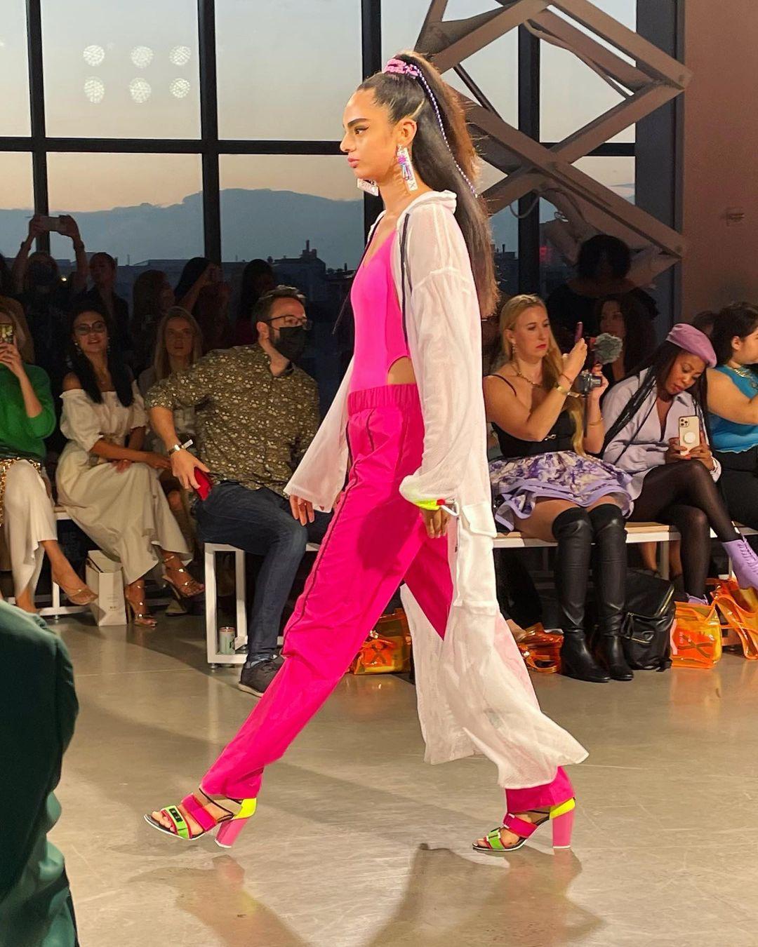 Erigo di New York Fashion Week