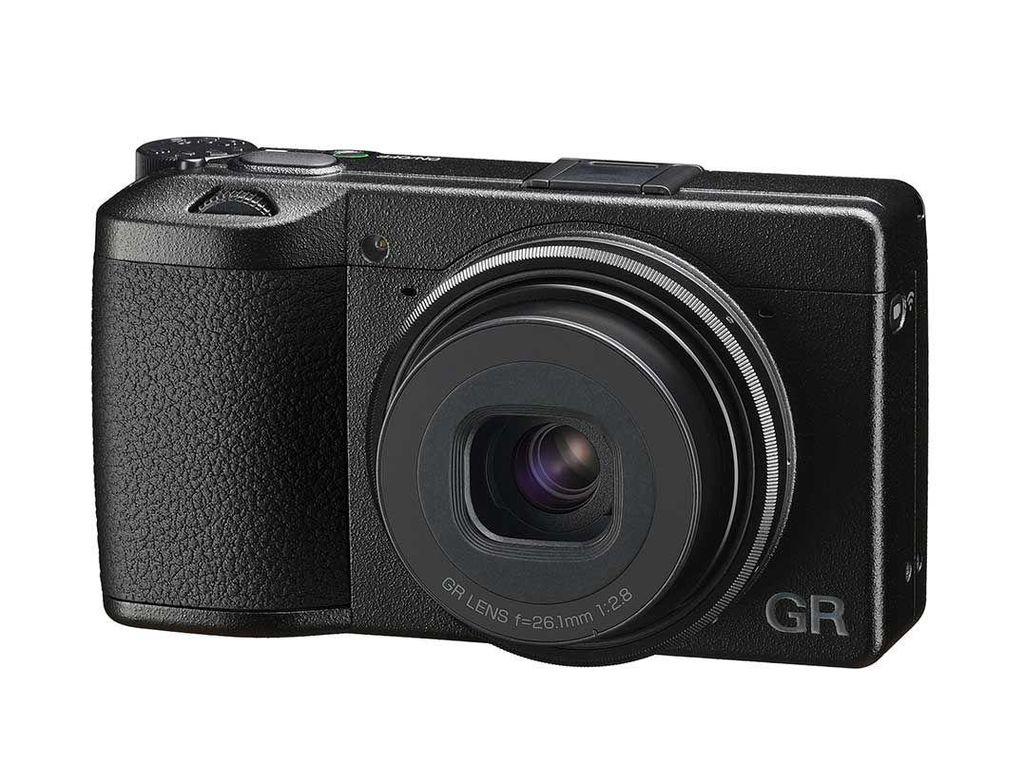 Ricoh Rilis Kamera GR III X Hadirkan Lensa Baru