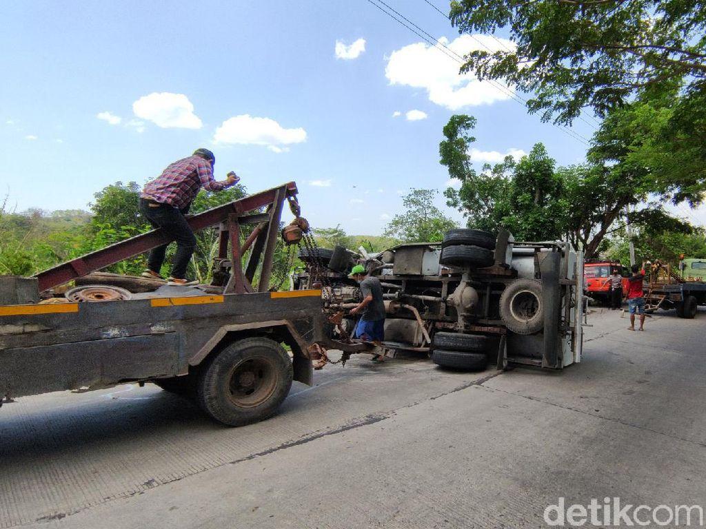 Kecelakaan Beruntun di Sigar Bencah Semarang, 4 Orang Tewas