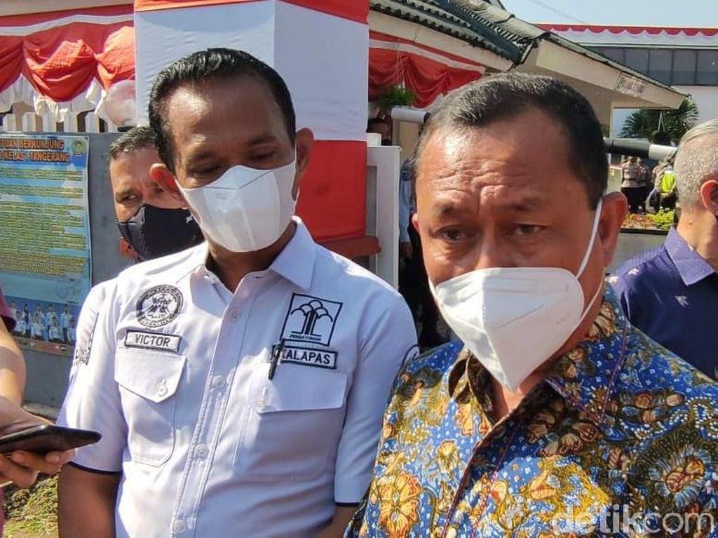 Sambangi Lapas Tangerang, Komnas HAM Soroti Masalah Overkapasitas