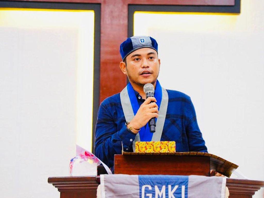 2 Tahun Jokowi-Maruf, GMKI Kritik 5 Hal dari Pemerintah