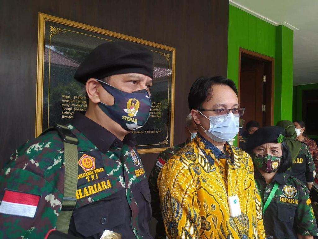 Hipakad soal Bursa Calon Panglima TNI: Pak Andika Baik, Matra Lain Juga Baik