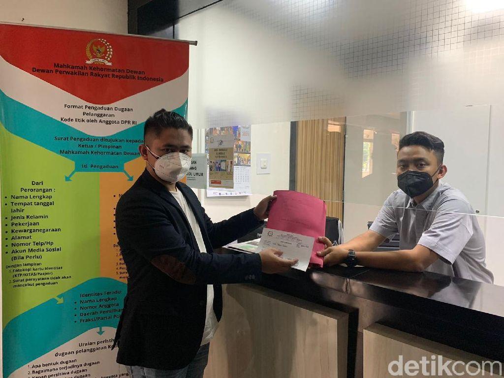 Komisi XI DPR Diadukan ke MKD Terkait Seleksi Calon Anggota BPK