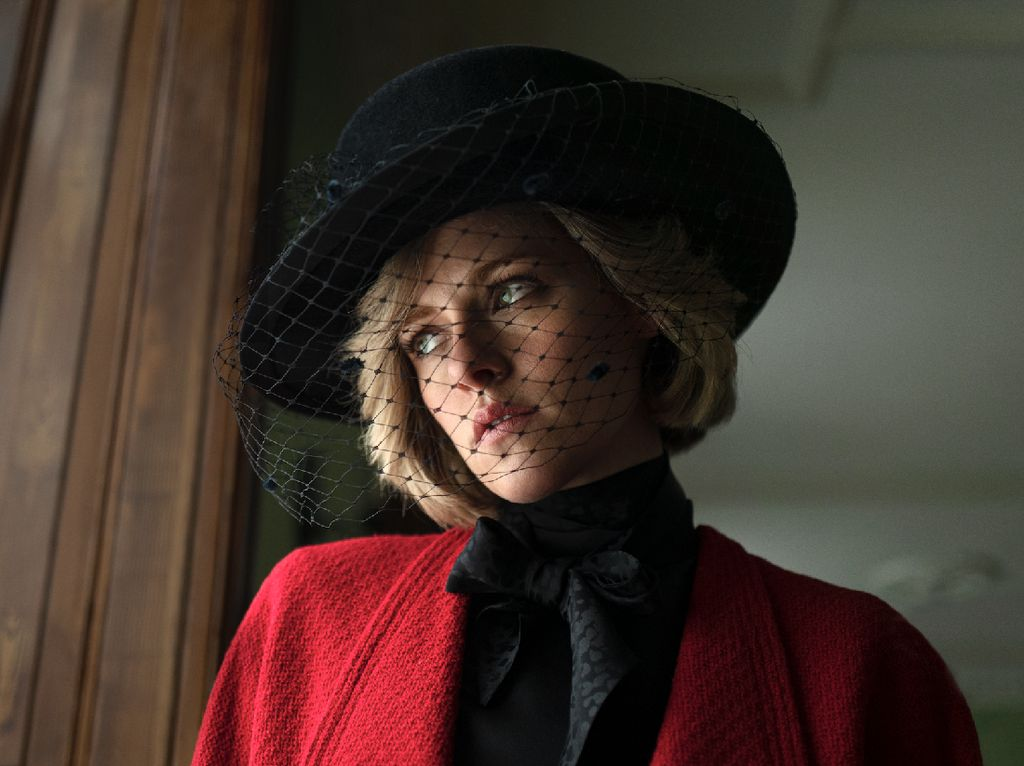 Emosional! Trailer Spencer Dirilis, Kristen Stewart Jadi Putri Diana