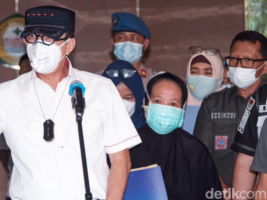 Korban Kebakaran Lapas Tangerang Sempat Update Status, Yasonna Bilang Ini