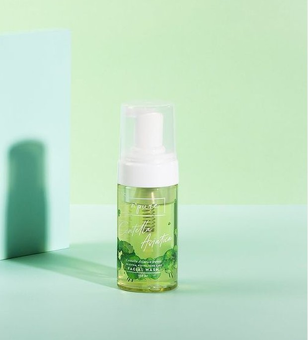 N'Pure Face Wash Cica Series