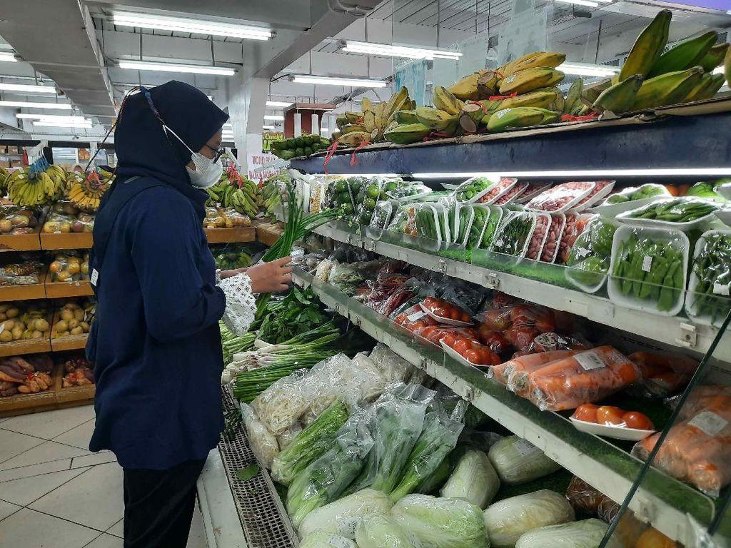 Aprindo Catat Masih 100-an Supermarket di Jatim Mendaftar Aplikasi PeduliLindungi