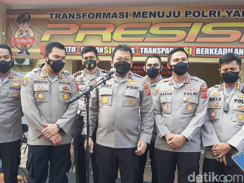 Bahas Ganjil Genap Puncak, 5 Kapolres Kumpul di Bogor