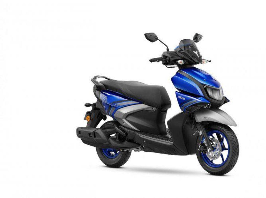 Skutik Hybrid Yamaha Meluncur di India, Harga Rp 14 Jutaan