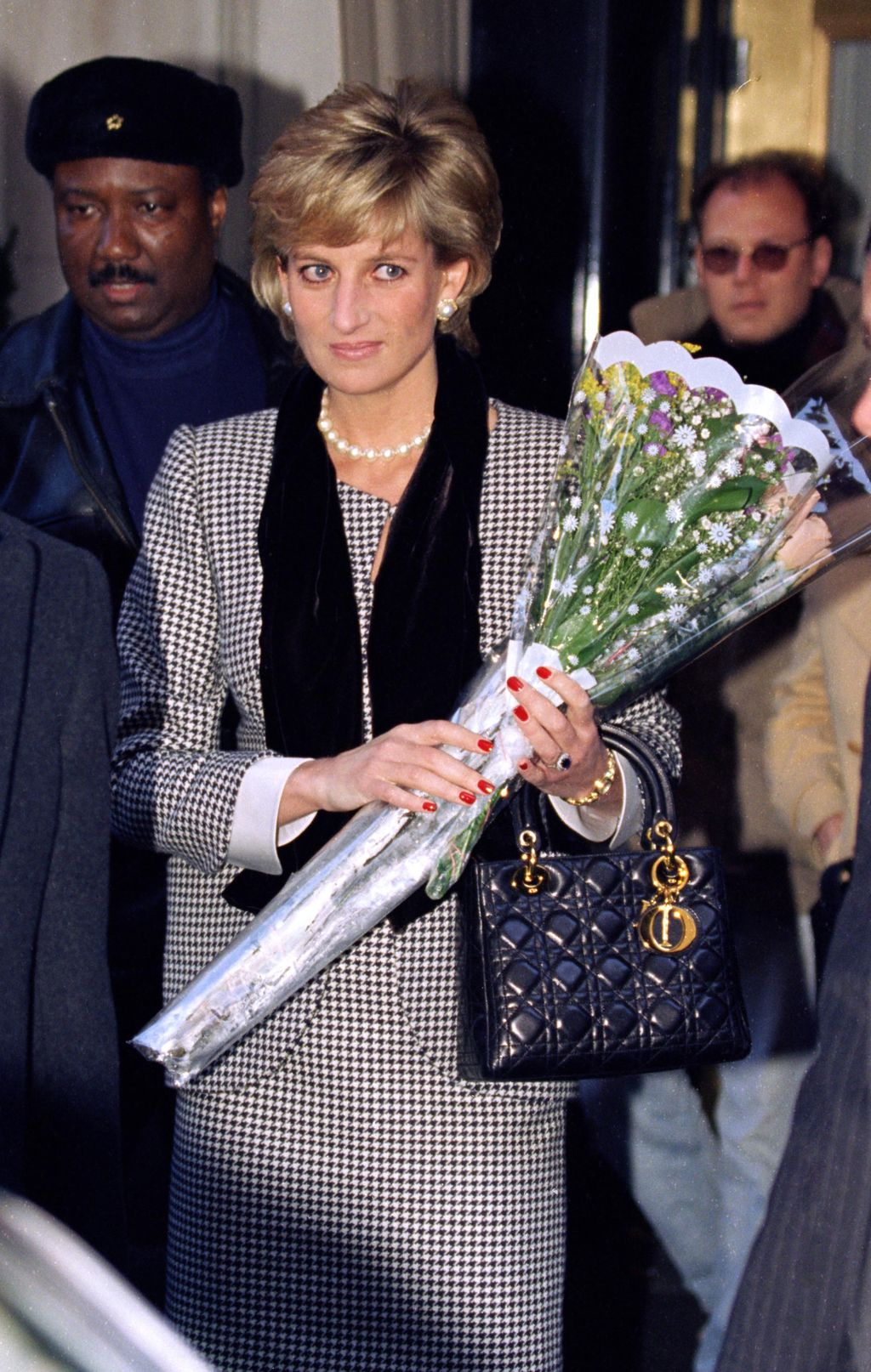Diana, The Princess Of Wales In New York. (Photo by Antony Jones/UK Press via Getty Images)
