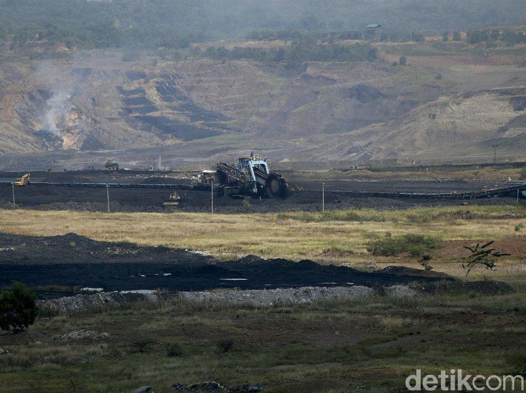 Ada di Sumsel, Tambang Batu Bara Ini Punya Cadangan 3 Miliar Ton