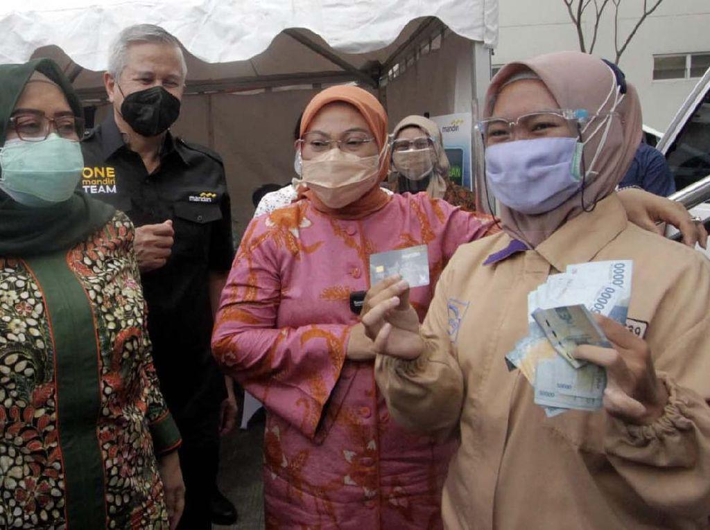 Asyik! Buruh di Bandung Dapat Subsidi Upah